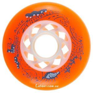Колеса для роликовых коньков Gyro Alice Bright Orange '12jpg