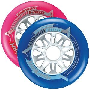 Колеса для роликовых коньков купить Gyro Orbitron 110 mm