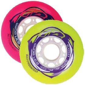 Колеса для роликовых коньков купить Gyro Slalom ' 10