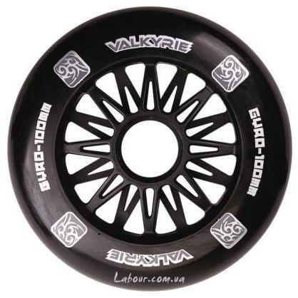 Колеса для роликовых коньков купить Gyro Valkyrie Black' 12jpg