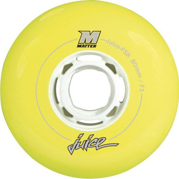 Колеса для роликовых коньков купить Matter Juice F1