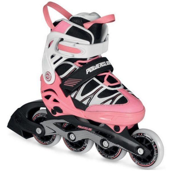 Детские ролики купить Powerslide_orbit_pink