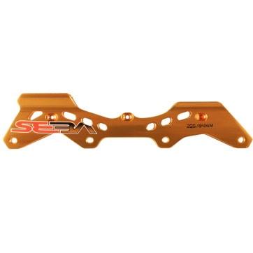 Рама для роликовых коньков купить Seba Deluxe Orange '11