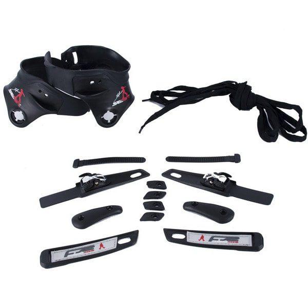 Запчасти для роликовых коньков купить Seba FR Custom Kit (Black) ' 2011