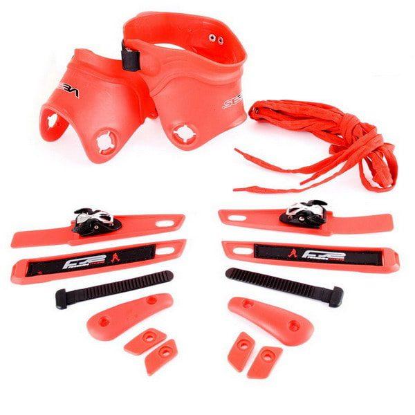 Запчасти для роликовых коньков купить Seba FR Custom Kit (Red) 2011