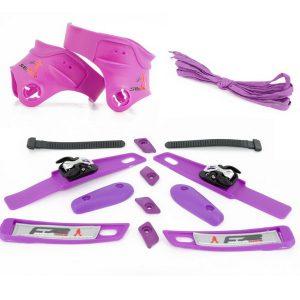Запчасти для роликовых коньков купить Seba FR Custom Kit (Violet) ' 2011