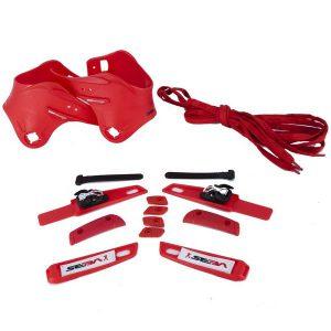 Запчасти для роликовых коньков купить Seba High Custom Kit (Red) '11jpg