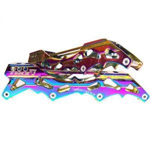 Рама для роликовых коньков купить Troi slalom frame Plasma ' 12jpg